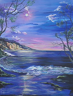 free lance artist of prophetic art